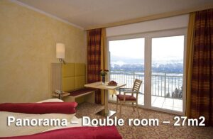 Panorama – Double room – 27m2