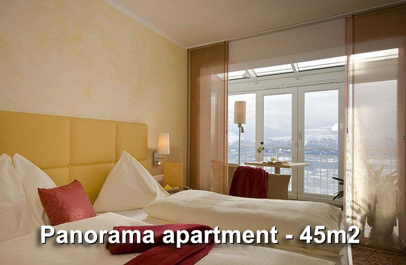 Panorama apartment – 45m2